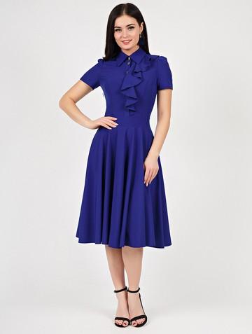 Платье lakry, цвет ультрамарин