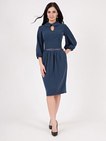 Платье avdoty, цвет индиго