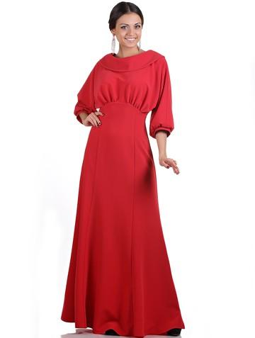 Платье taiget, цвет красный