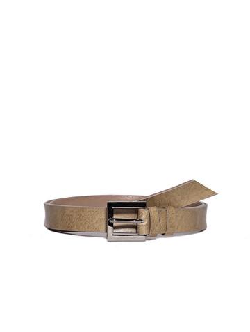 Ремень Rm-018, цвет светло-коричневый