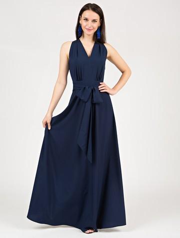 Платье helmy, цвет темно-синий