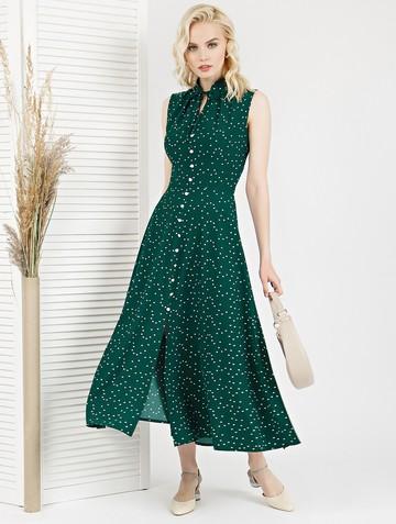 Платье ninbo, цвет темно-зеленый