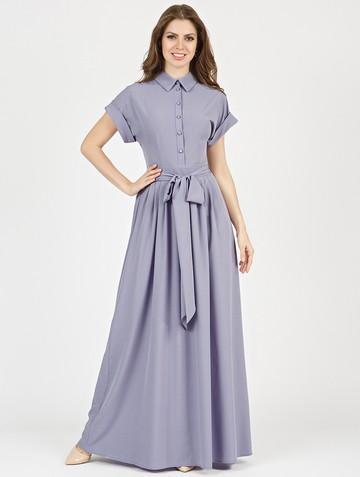 Платье rikarda, цвет серый