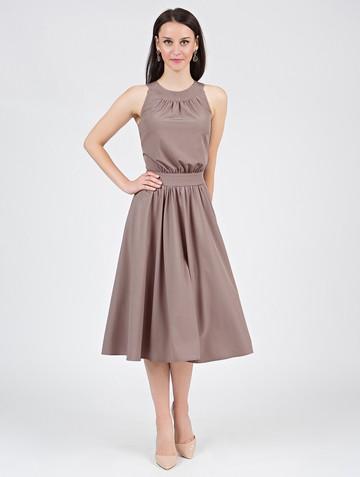 Платье taura, цвет капучино