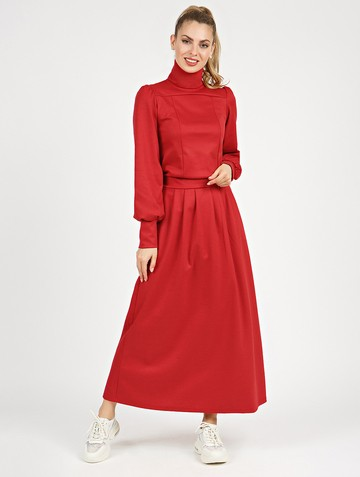 Платье palermo, цвет красный