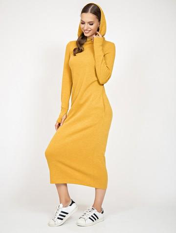 Платье duncan, цвет шафрановый