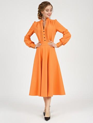 Платье liann, цвет желтый