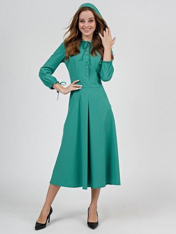 Платье alana, цвет бирюзовый