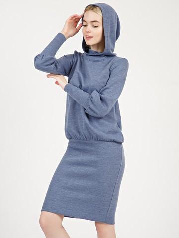 Платье midjy, цвет синий