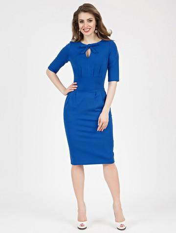 Платье brisby, цвет ультрамарин