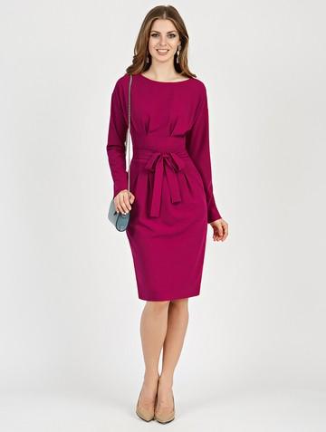 Платье rozaura, цвет мальва