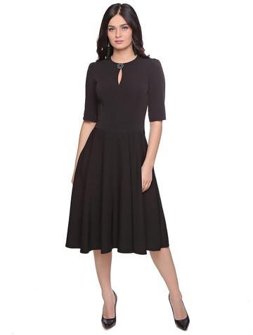Платье willou, цвет черный