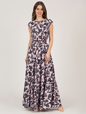 Платье vista, цвет розовый