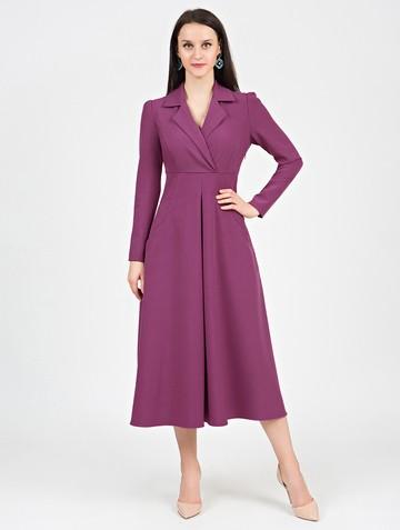 Платье estel, цвет фуксия