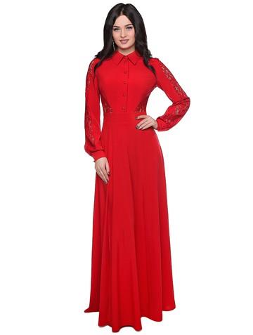 Платье ashley, цвет красный