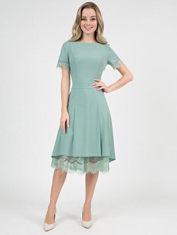 Платье melitta, цвет светло-зеленый