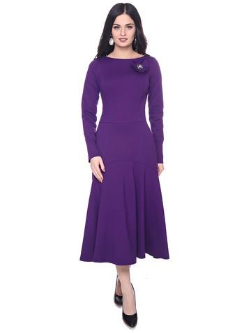Платье tata, цвет фиолетовый