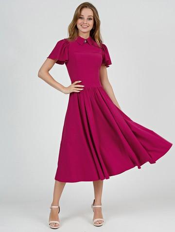 Платье luselia, цвет мальва