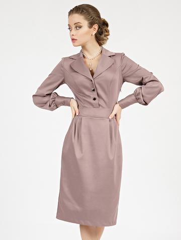 Платье rammy, цвет латте