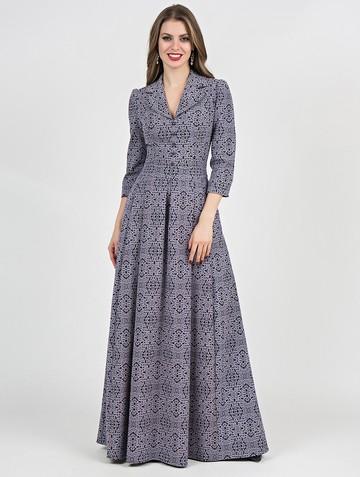 Платье delisha, цвет чернильный