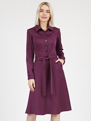 Платье pransy, цвет сливовый