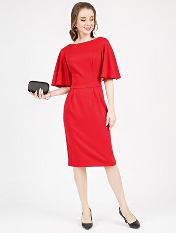Платье kiriana, цвет красный