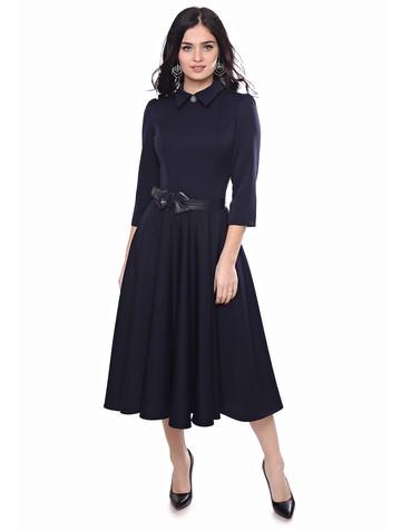 Платье macgery, цвет темно-синий