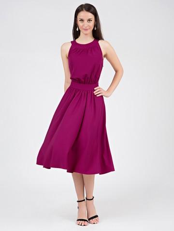 Платье taura, цвет мальва