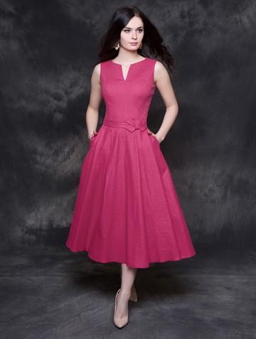Платье neveda, цвет фуксия