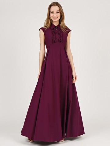 Платье felisita, цвет сливовый