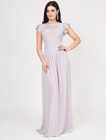 Платье shony, цвет жемчужный