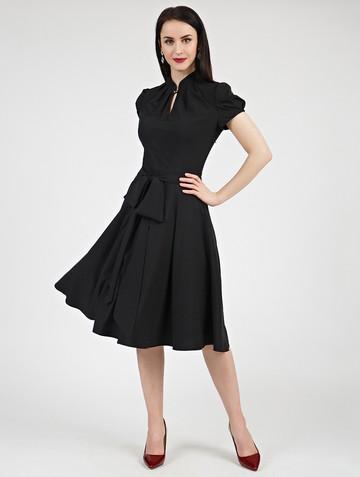 Платье tixy, цвет черный