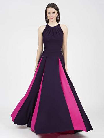 Платье altenia, цвет темно-фиолетовый