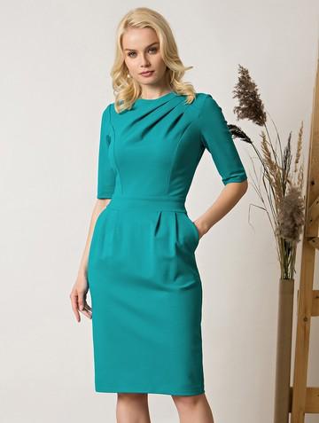 Платье hanky, цвет светло-бирюзовый