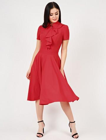 Платье lakry, цвет красный