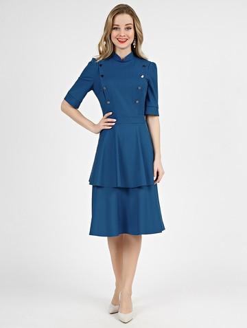 Платье lisipa, цвет бирюзовый