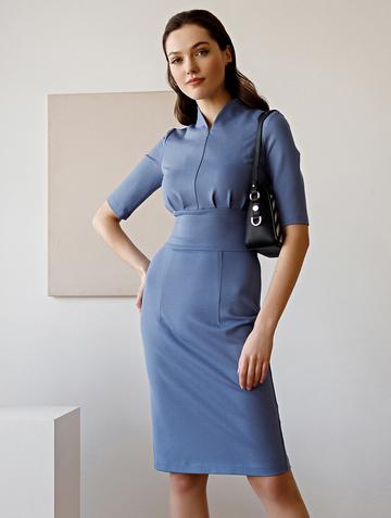 Платье flippy, цвет лазурный