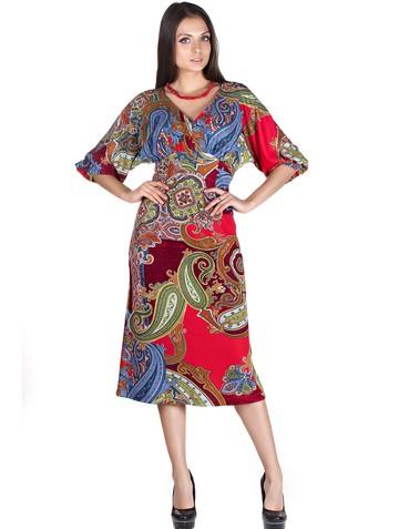 Платье maily, цвет красный