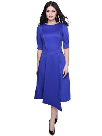 Платье elda, цвет ультрамарин