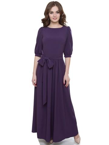 Платье heilika, цвет темно-фиолетовый