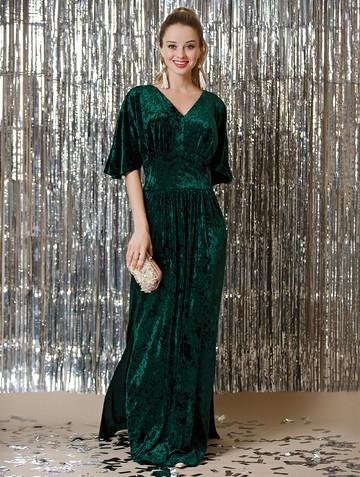 Платье irisa, цвет зеленый
