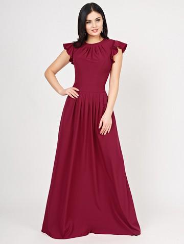 Платье shony, цвет мальва