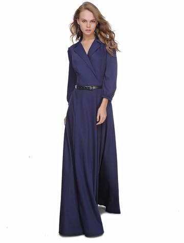 Платье djipsy, цвет темно-синий
