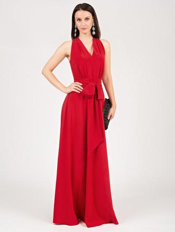 Платье helmy, цвет красный