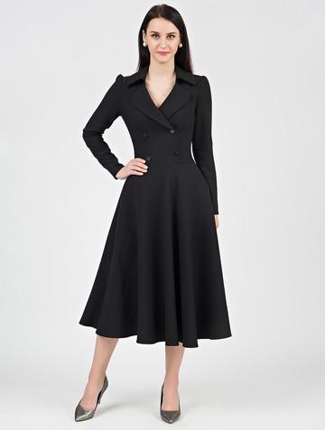 Платье medina, цвет черный
