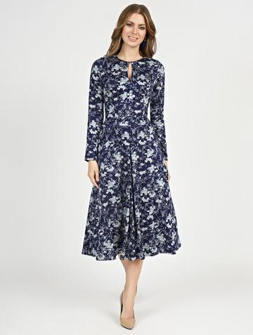 Платье feruza, цвет синий