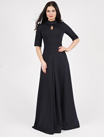 Платье parritty, цвет темно-синий