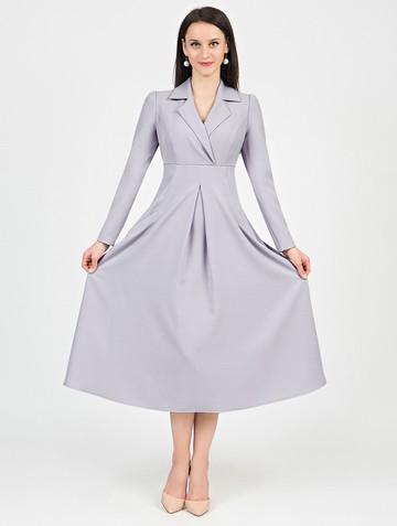 Платье estel, цвет жемчужный