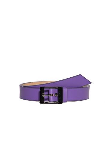 Ремень Rm-020, цвет фиолетовый
