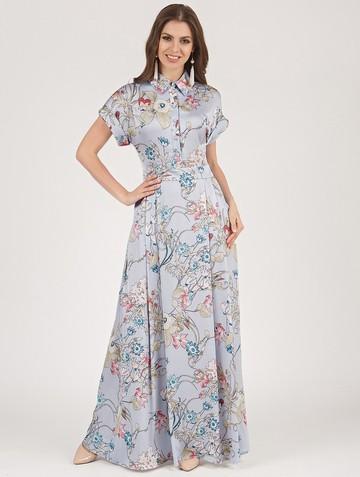 Платье rafaella, цвет светло-голубой